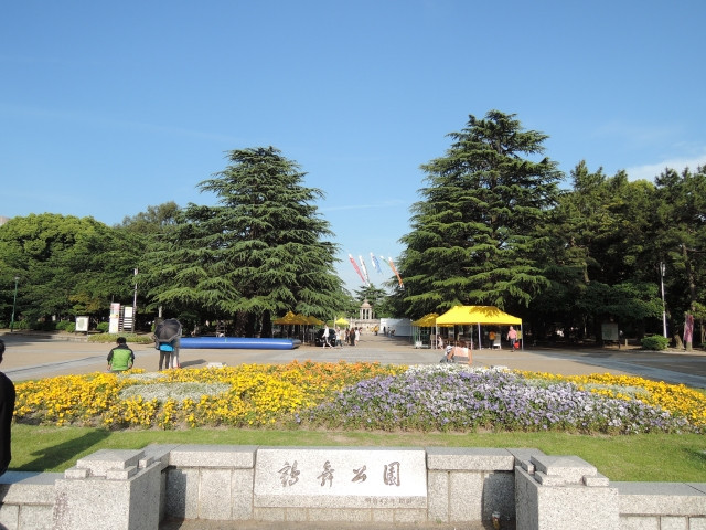 名古屋市のおすすめウォーキングコース