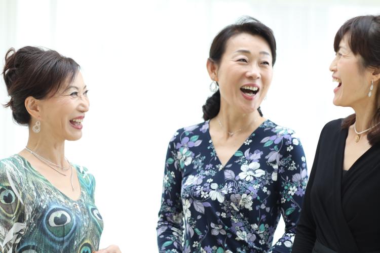 名古屋の株式会社あるくは40~60代女性の健康とキレイを応援しています。